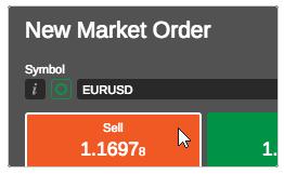 market order ctrader
