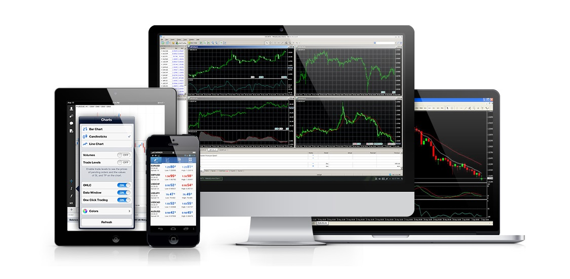 MetaTrader AvaTrade Review - MetaTrader 4 Trading Platform