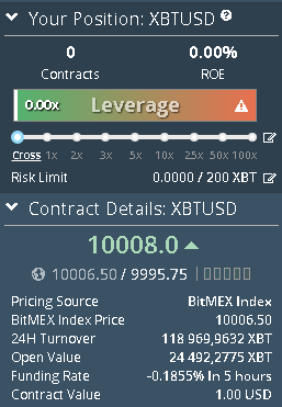 BitMEX - Bitcoin Mercantile Exchange - Futures & Perpetual Contracts