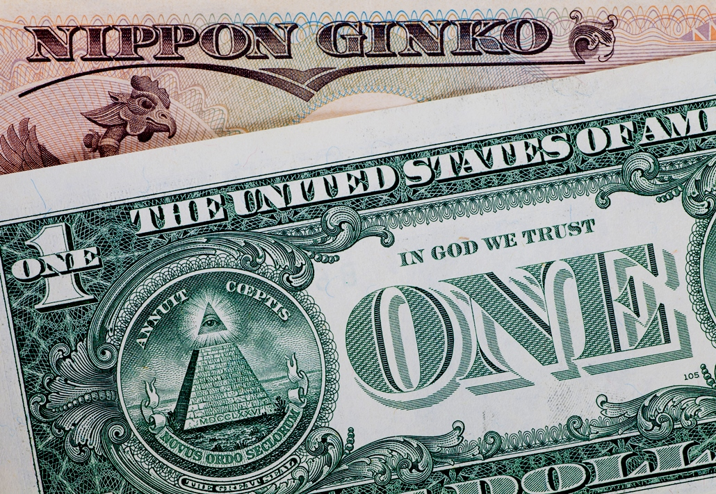 Forex us dollar japanese yen