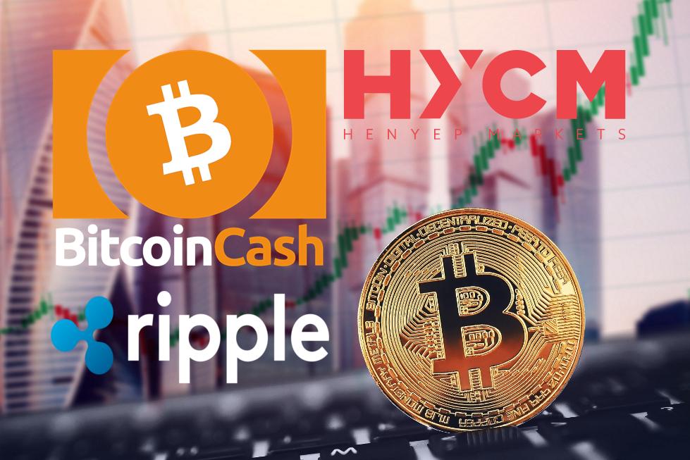 Bitcoin is under forex