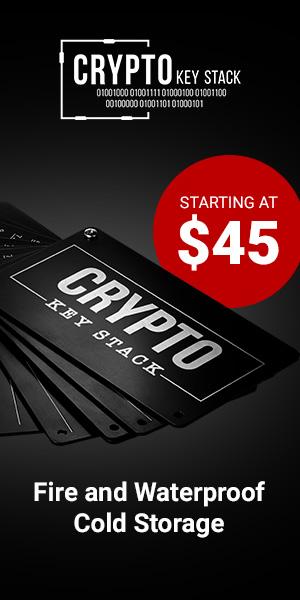 Crypto Key Stack 300