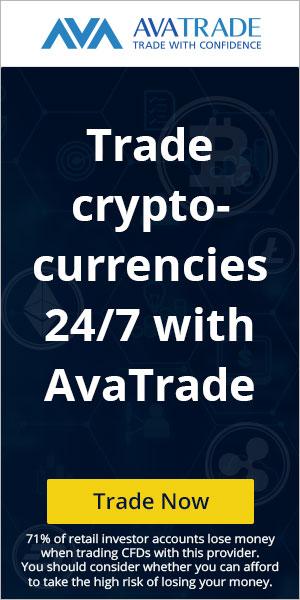 Avatrade Crypto 300